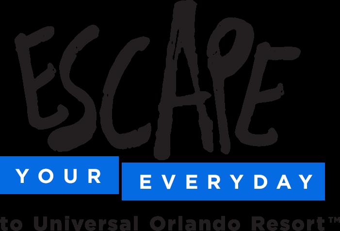 ESCAPE Your Everyday to Universal Orlando Resort™